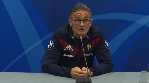 """Rugby : XV de France - Novès - """"Cette équipe a le droit de se racheter"""""""