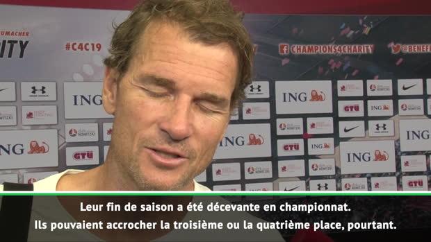 Arsenal - Lehmann - 'Le club est dans une situation où personne ne sait quelle direction prendre'
