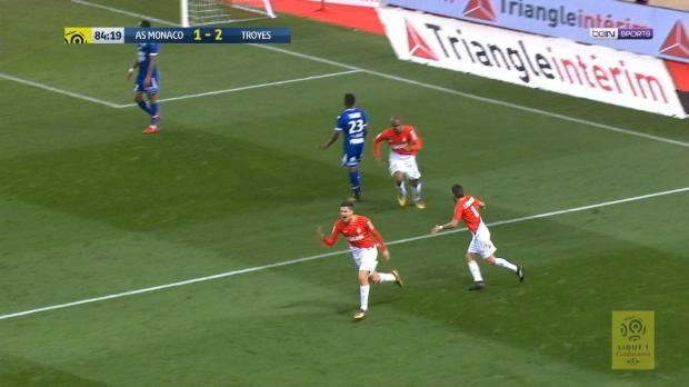 Monacos Comeback-Sieg nach Doppel-Patzer