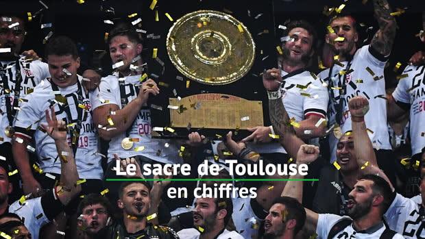 Finale - Le sacre de Toulouse en chiffres