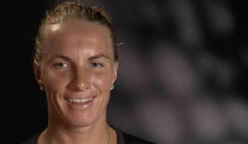 Kuznetsova Interview: WTA Cincinnati Preview