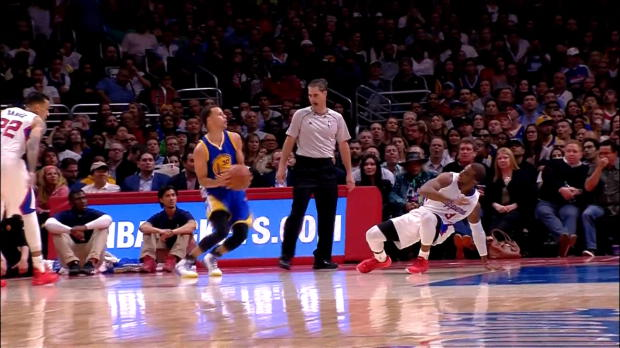 Warriors - Curry donne le tournis � Paul