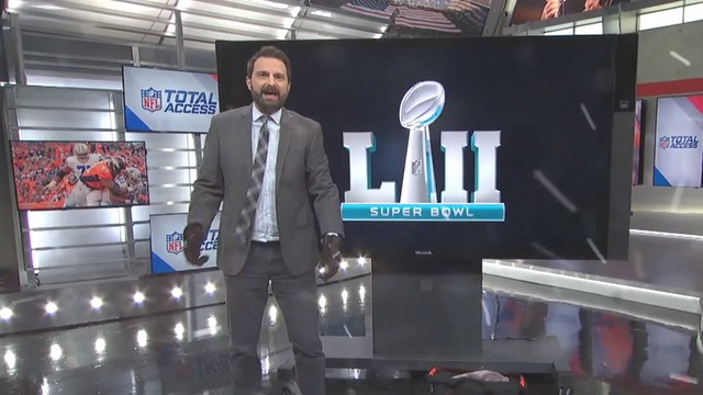 Dave Dameshek's Super Bowl LII Scrapbook