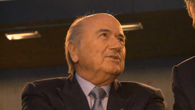 FIFA - Blatter vise un cinquième mandat