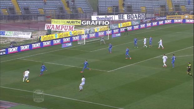 Serie A Round 25 : Empoli 1-2 Frosinone