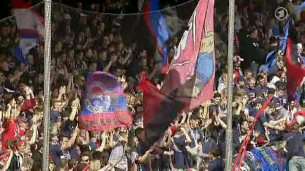 1. FC Heidenheim feiert Aufstieg