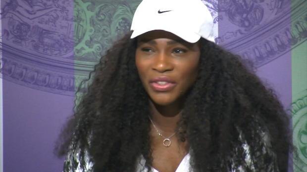 "Wimbledon: Serena: Rücktritt? ""Kein Thema!"""