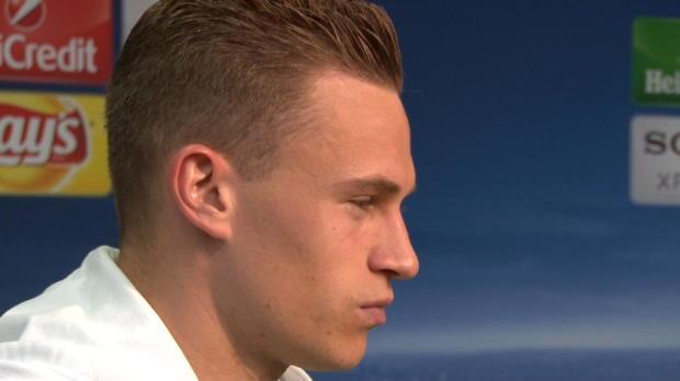 "Kimmich betont: ""Müssen Madrid früher killen"""