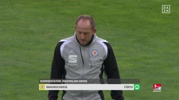 Eintracht Braunschweig - SpVgg Greuther Fürth