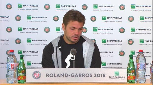"French Open: Ohne Federer? Wawrinka: ""Komisch"""