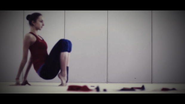 Gymnastin Durunda: Stolz und erfolgshungrig
