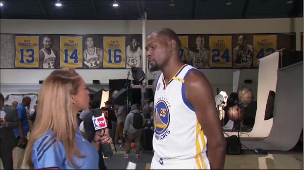 Durant Interview