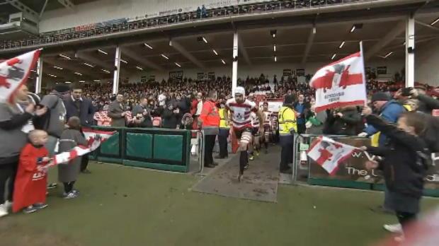 Aviva Premiership - Gloucester v Falcons
