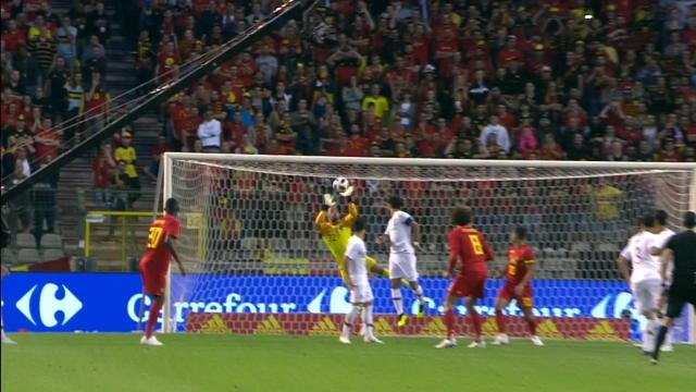 FOOTBALL: International: Belgium 0-0 Portugal Thumbnail