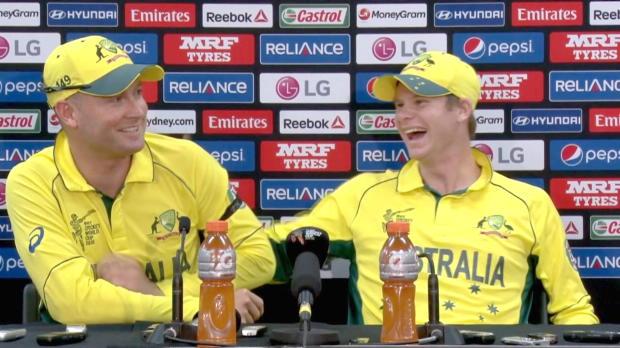 "Cricket: ""Sex""-Versprecher als Mega-Gag"