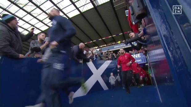 Schottland - Wales
