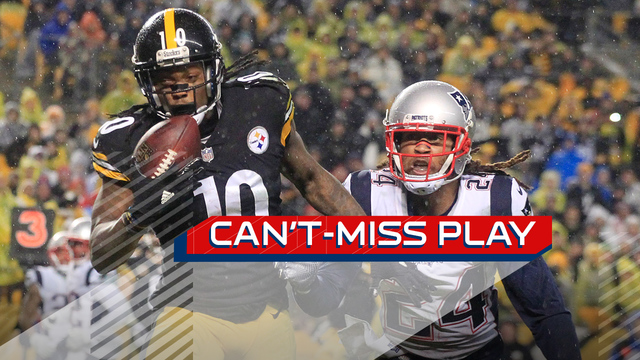 Can't-Miss Play: Martavis Bryant hauls in one-handed TD catch