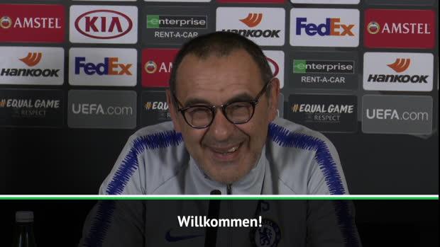 """Sarri freut sich auf Pulisic: """"Er ist bereit"""""""