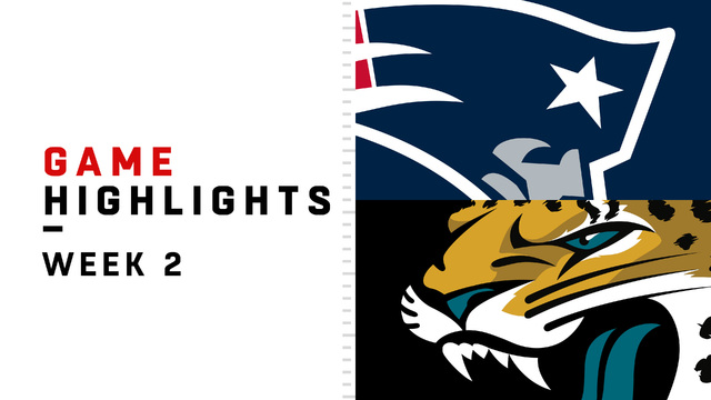 Patriots vs. Jaguars highlights | Week 2