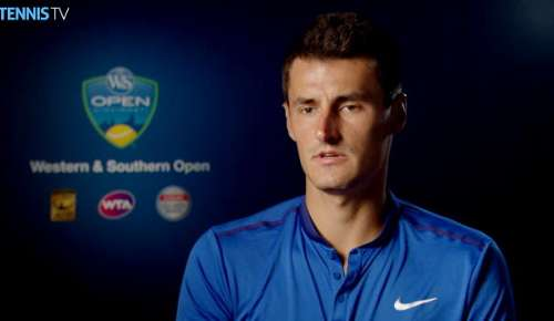 Tomic Interview: ATP Cincinnati 3R