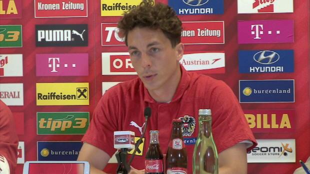 Österreich: Baumgartlinger: Brasilien oder DFB?