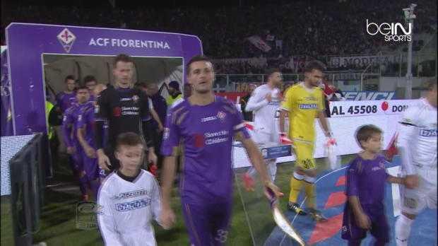 Serie A : Fiorentina 3-0 Udinese