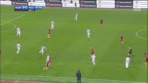 AS Rom - Pescara