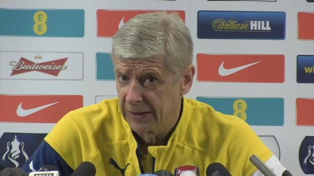 """Wenger: """"Benteke ist fantastisch in der Luft"""""""