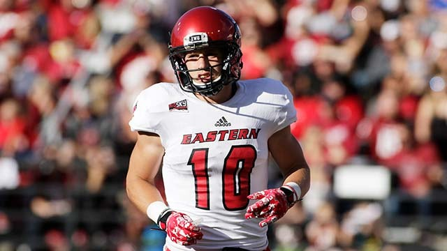 Archie Manning praises Eastern Washington WR Cooper Kupp and his family