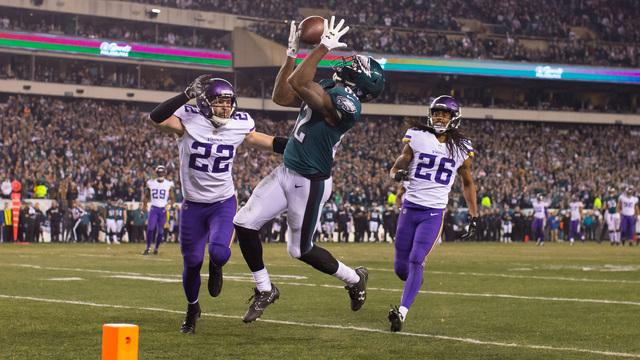 Philadelphia Eagles Top 5 plays of the 2017 season