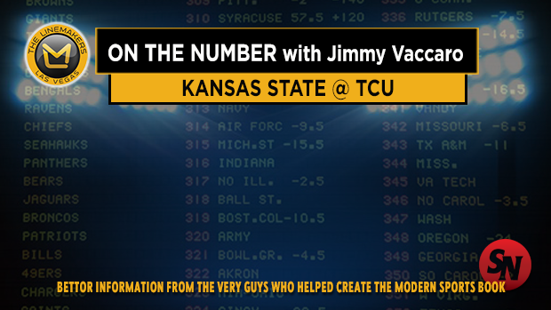 Jimmy V on Kansas State @ TCU