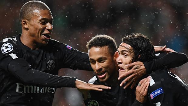 Top 10: Neymar, Cavani & Mbappe: Der Teufelssturm