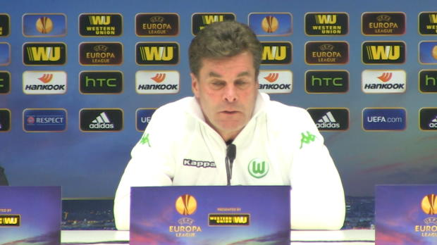 "Hecking: ""Champions League wird spannend"""