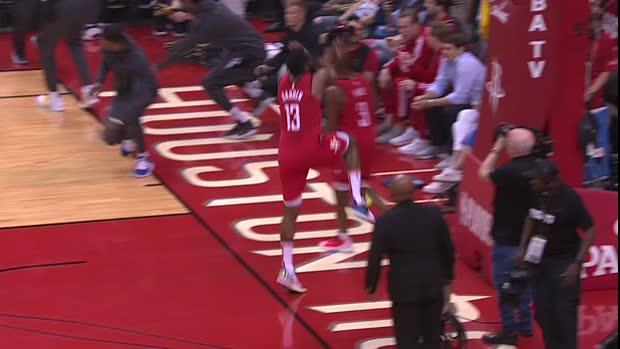 GAME RECAP: Warriors 118, Rockets 113