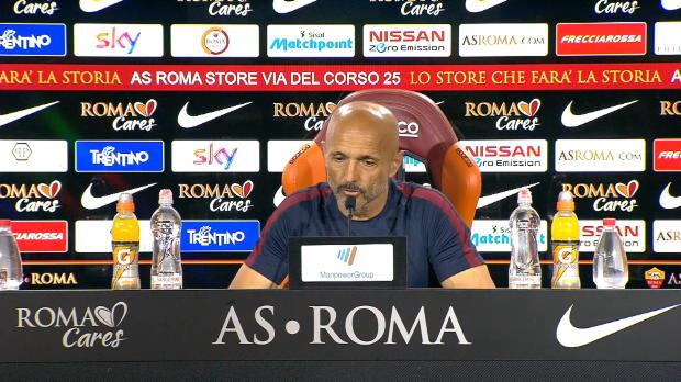 """Spalletti schwärmt: """" Totti ist ein Geschenk"""""""