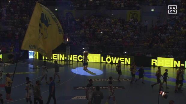 Rhein-Neckar Löwen - THW Kiel