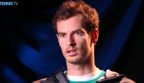 Murray Interview: ATP World Tour Finals SF