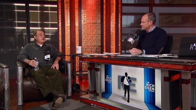 Al Michaels walks down memory lane with Rich Eisen