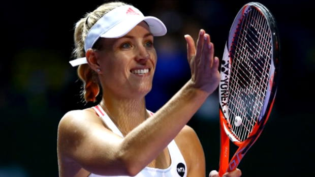 تنس: البطولة الختامية للموسم: كيربر تطيح بماديسون كيز بفضل خبرتها