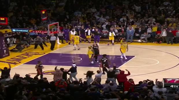 WSC: LeBron Wade Showdown