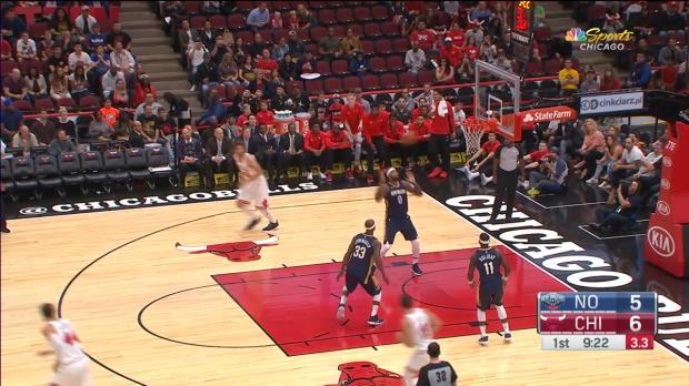 Game Recap: Pelicans 108, Bulls 95