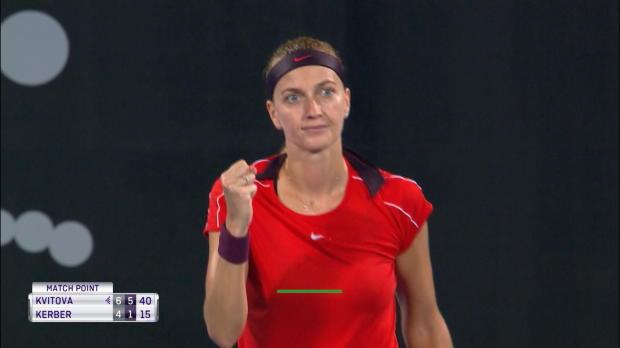 : Sydney - Kerber perd son titre