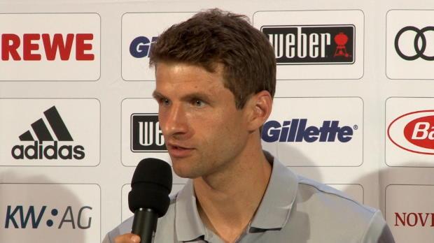 EM 2016: So analysiert Müller seine Torflaute