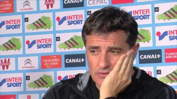 Marseille - Michel : « Enfin au complet »