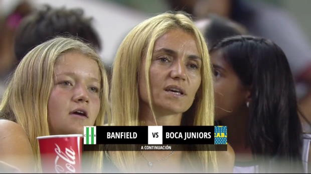 Banfield - Boca Juniors