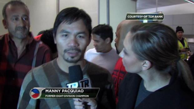 Boxen: Eine letzte Reise für Manny Pacquiao