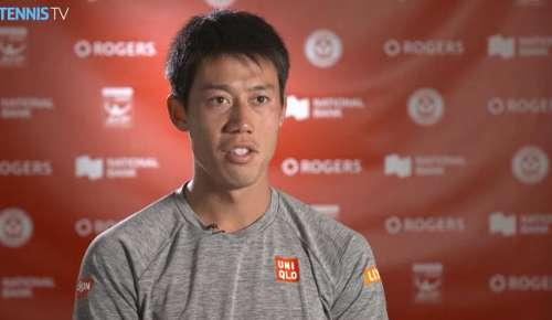 Nishikori Interview: ATP Toronto QF
