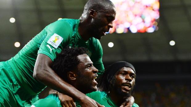 En cas de défaite contre le Cameroun mercredi, la Côte d'Ivoire sera éliminée de la CAN. Manuel Pellegrini et Manchester City qui traversent actuellement une période délicate pourraient alors récupérer Yaya Touré et Wilfried Bony.