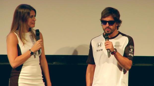 "F1: Alonso: ""Senna hat mich inspiriert"""