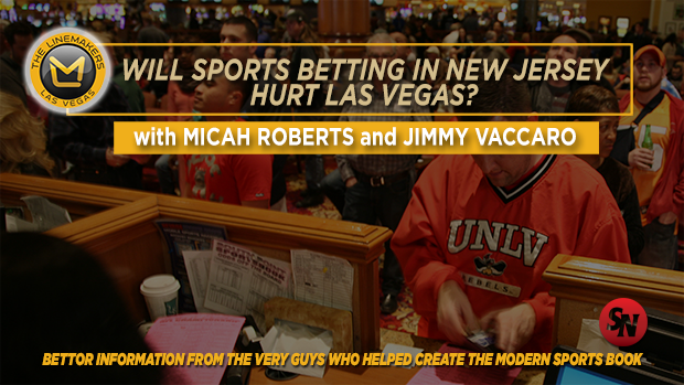 Would legalizing sports betting in New Jersey hurt Las Vegas?